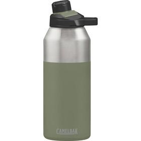 CamelBak Chute Mag Butelka termiczna ze stali nierdzewnej Emalia, 1 litr, olive